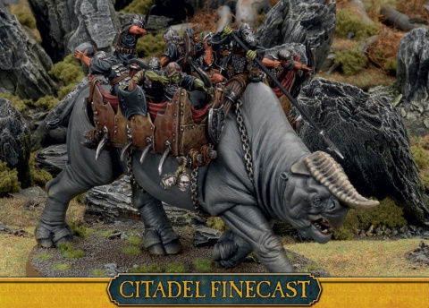 Box cover for Citadel Great beast of Gorgorth in Unknown scale